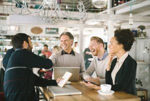 شبکه سازی در فضای کار اشتراکی