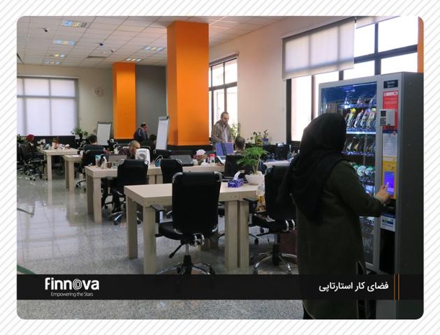 فضاهای کار اشتراکی تهران