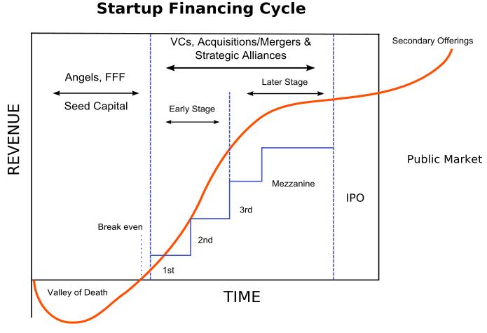 فرایند سرمایه گذاری خطرپذیر